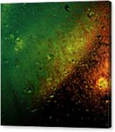 Droplets Xviii Canvas Print