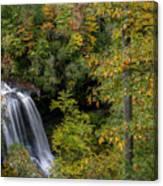 Dry Falls. Canvas Print