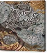 Dry Organics Canvas Print