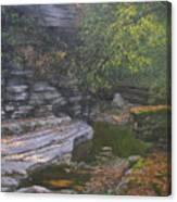 Dry September Canvas Print