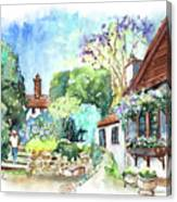 Dunster 15 Canvas Print