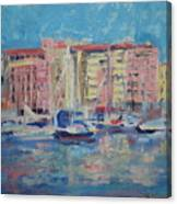 Du Port Canvas Print