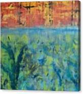Dualismo Canvas Print