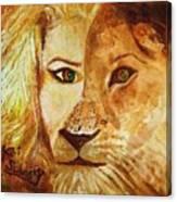 Dualities Canvas Print