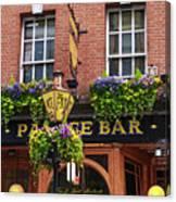 Dublin Ireland - Palace Bar Canvas Print