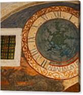 Dubrovnik Fresco Canvas Print