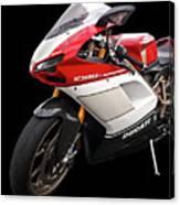 Ducati 1098s Motorcycle Canvas Print