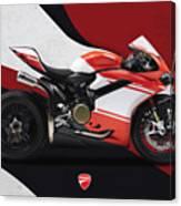 Ducati 1299 Superleggera Canvas Print