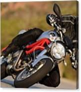 Ducati Canvas Print