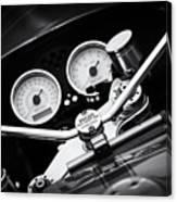 Ducati Ps1000le Detail Canvas Print