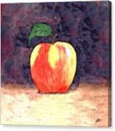 Duchess Apple Two Canvas Print