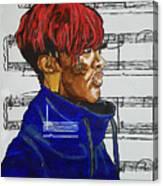 Rapsody In Solitude Canvas Print
