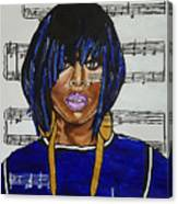 Caravan Misdemeanor Canvas Print