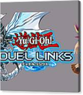 Duel Links Free Gems Canvas Print