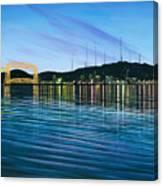 Duluth Dusk Canvas Print