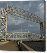 Duluth Lift Bridge 2 Canvas Print