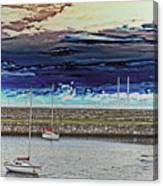 Dun Laoghaire 20 Canvas Print