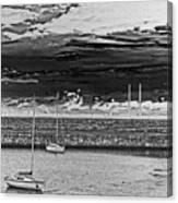 Dun Laoghaire 23 Canvas Print