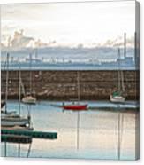 Dun Laoghaire 5 Canvas Print