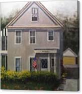 Duncan Homestead Canvas Print