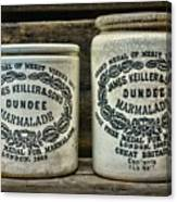 Dundee Marmalade Country Kitchen  Canvas Print