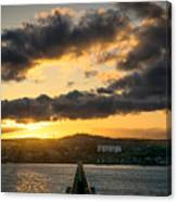 Dundee Sunset Canvas Print