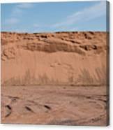 Dunes Of Sand Canvas Print
