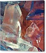 Dunkin Ice Coffee 22 Canvas Print