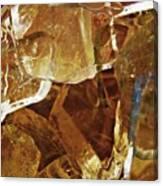 Dunkin Ice Coffee 6 Canvas Print