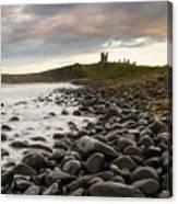 Dunstanburgh Castle Uk Canvas Print