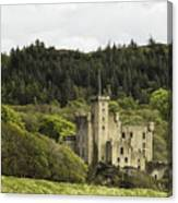 Dunvegan Castle Canvas Print