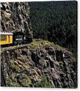 Durango - Silverton Train Canvas Print