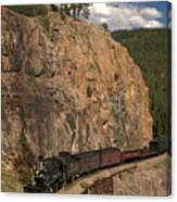 Durango/silverton Narrow Gauge Railroad Canvas Print