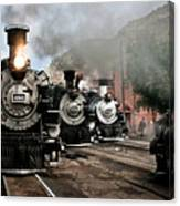 Durango - Silverton Railroad Canvas Print