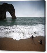 Durdle Door Canvas Print