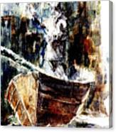 Dusk Don Taylor Canvas Print