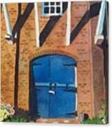 Dutch Door Canvas Print
