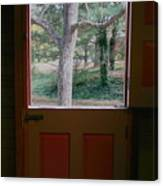 Dutch Door Canvas Print