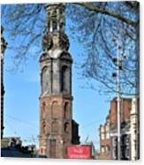 Dutch Steeple Canvas Print
