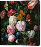 Dutch Still Life #3 Canvas Print