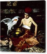 Duveneck: Turkish, 1876 Canvas Print