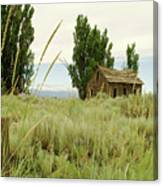 Dyer Country Home Canvas Print