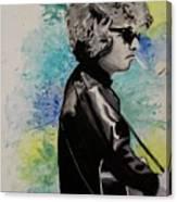 Dylan 1 Canvas Print
