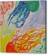 Dynamic Drifters Canvas Print