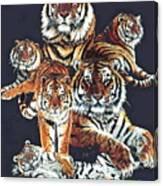 Dynasty Canvas Print