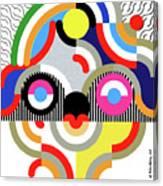E Motion - Princess Face 1 Canvas Print
