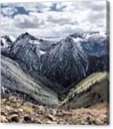 Oregon's Eagle Cap Wilderness  Canvas Print