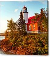 Eagle Harbor Lighthouse, Michigan Canvas Print