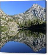 Eagle Lake Wilderness Canvas Print