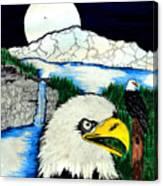 Eagle's Lair  Canvas Print